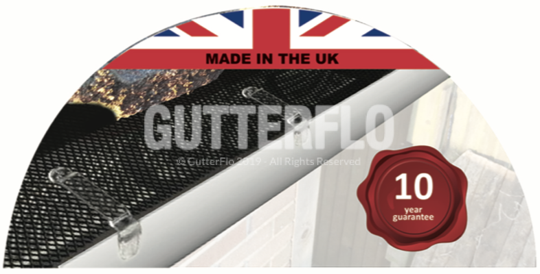 GutterFlo Made In The UK