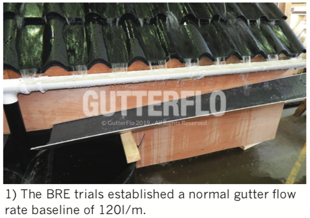 Normal Gutter Flow